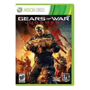 XBox 360 - Gears of War: Judgment US Regiao Livre
