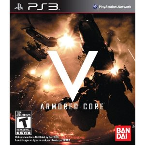 Armored Core V for PS3 US
