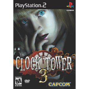Clock Tower 3 - PS2 US