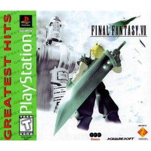 Final Fantasy VII 7 [Greatest Hits] (PS1)
