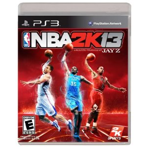 NBA 2K13 for PS3 US