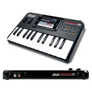 Akai SYNTHSTATION25 Keyboard Controller For iPhone/Touch