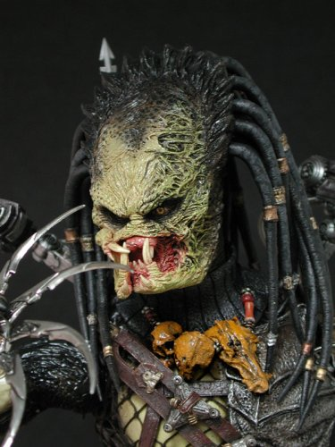 Hot Toys Alien Vs. Predator: Requiem Wolf SEMINOVO