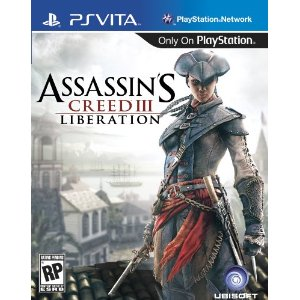 PSVita Assassins Creed III Liberation em Portugues USA