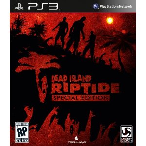 Dead Island Riptide for PS3 US