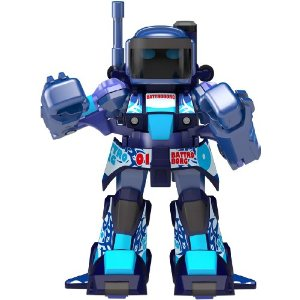BattroBorg 20 Battling Robot - Blue