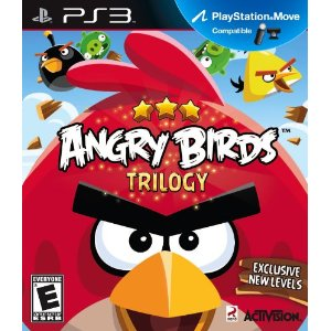 Angry Birds Trilogy for PS3 US