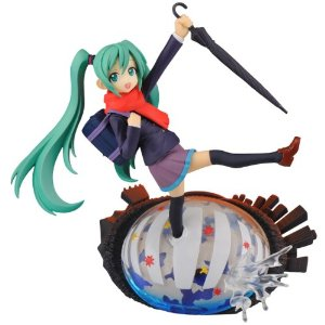 Action Figure Original Collection Traveling Mood Hatsune Miku