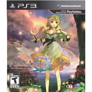 Atelier Ayesha: The Alchemist of Dusk for PS3 US