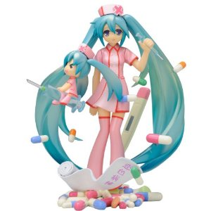 Action Figure Original Collection Koiiro Byoutou Hatsune Miku