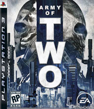 Army of Two for PS3 US