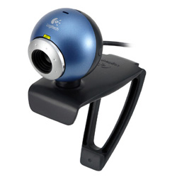 QuickCam® Chat CMOS True30 - Blue