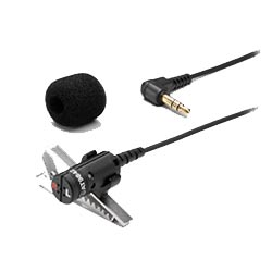 Audio-Technica AT-9842 Clip-On Stereo Microphone