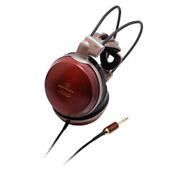 Audio-Technica ATH-W1000 Dynamic Headphones