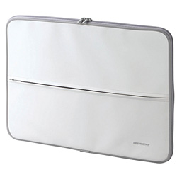 "Zeroshock III 17""Wide notebook inner case White ZSB-IB011WH"