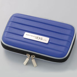 Case Emborrachada for DS Lite - Blue
