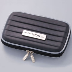 Case Emborrachada for DS Lite - Black