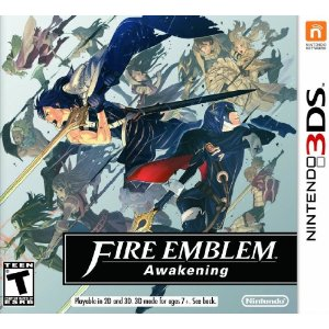 3DS - Fire Emblem: Awakening 3D US