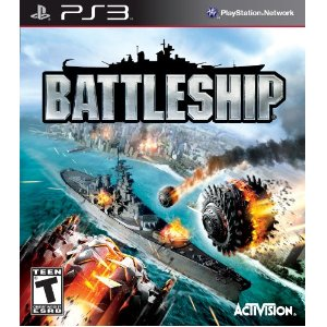 Battleship for PS3 US