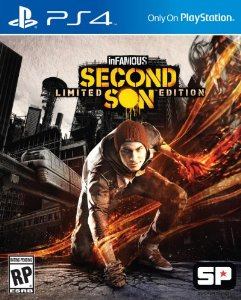 PS4 inFAMOUS: Second Son em Portugues (PlayStation 4)