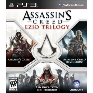 Assassin's Creed: Ezio Trilogy for PS3 US