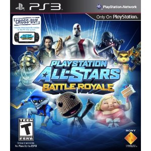 All-Stars Battle Royale for PS3 US