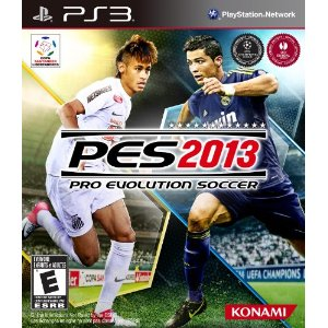 PES Pro-Evolution Soccer 2013 for PS3 em Português US
