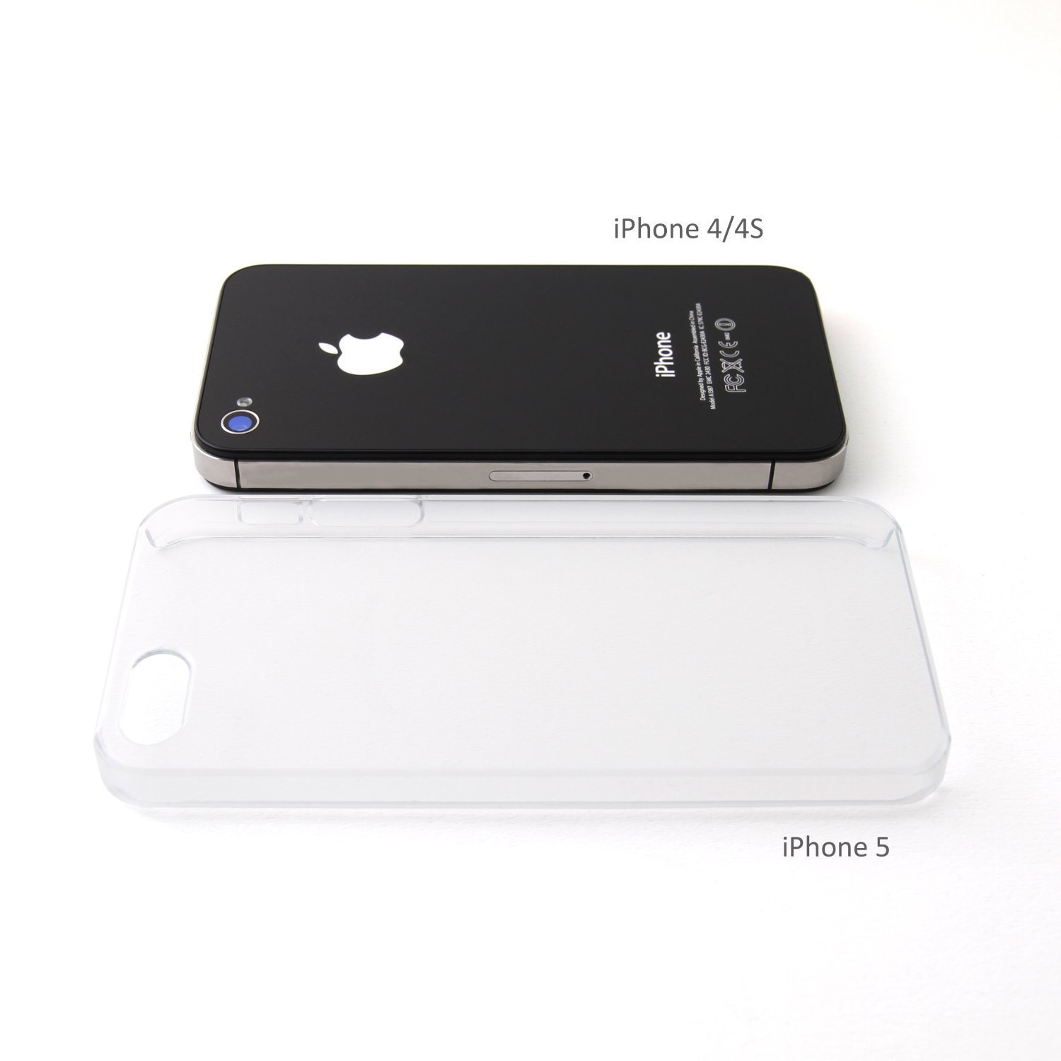 Case Cristal para iPhone 5