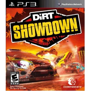 DiRT Showdown for PS3 US