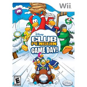 Wii Club Penguin: Game Day! US