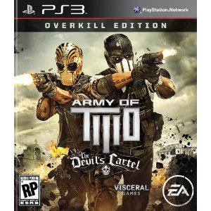 Army of TWO The Devil's Cartel for PS3 US