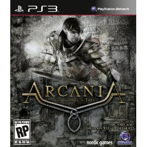 ArcaniA: Game of the Year Edition for PS3 US