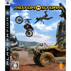 MotorStorm for PS3 JPN em ingl�s (Semi-Novo)