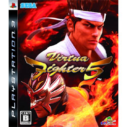 Virtua Fighter 5 for PS3 JPN