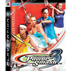 Power Smash 3 for PS3 JPN em inglês (Semi-Novo)