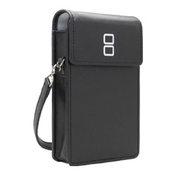Hori Case de Couro for DS Lite - Black