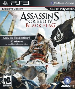 Assassins Creed 4: Black Flag for PS3 US em Português