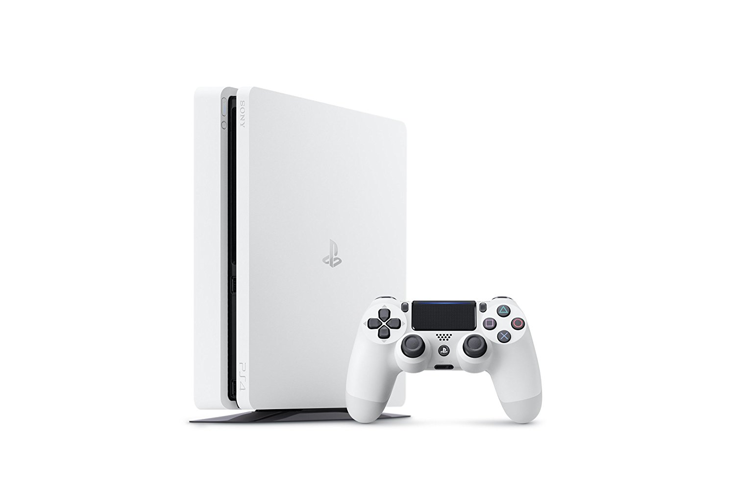 PS4 Console PlayStation 4 glacier white JPN