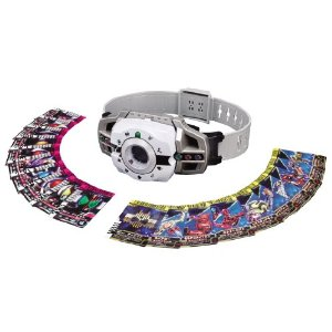 Super Best Transformation Belt DX Decadriver Kamen Rider Accesso