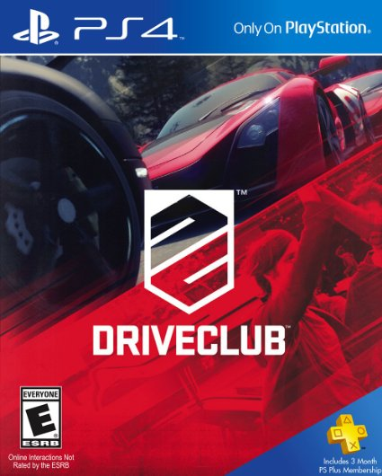 PS4 Drive Club em Português e Espanol (PlayStation 4)