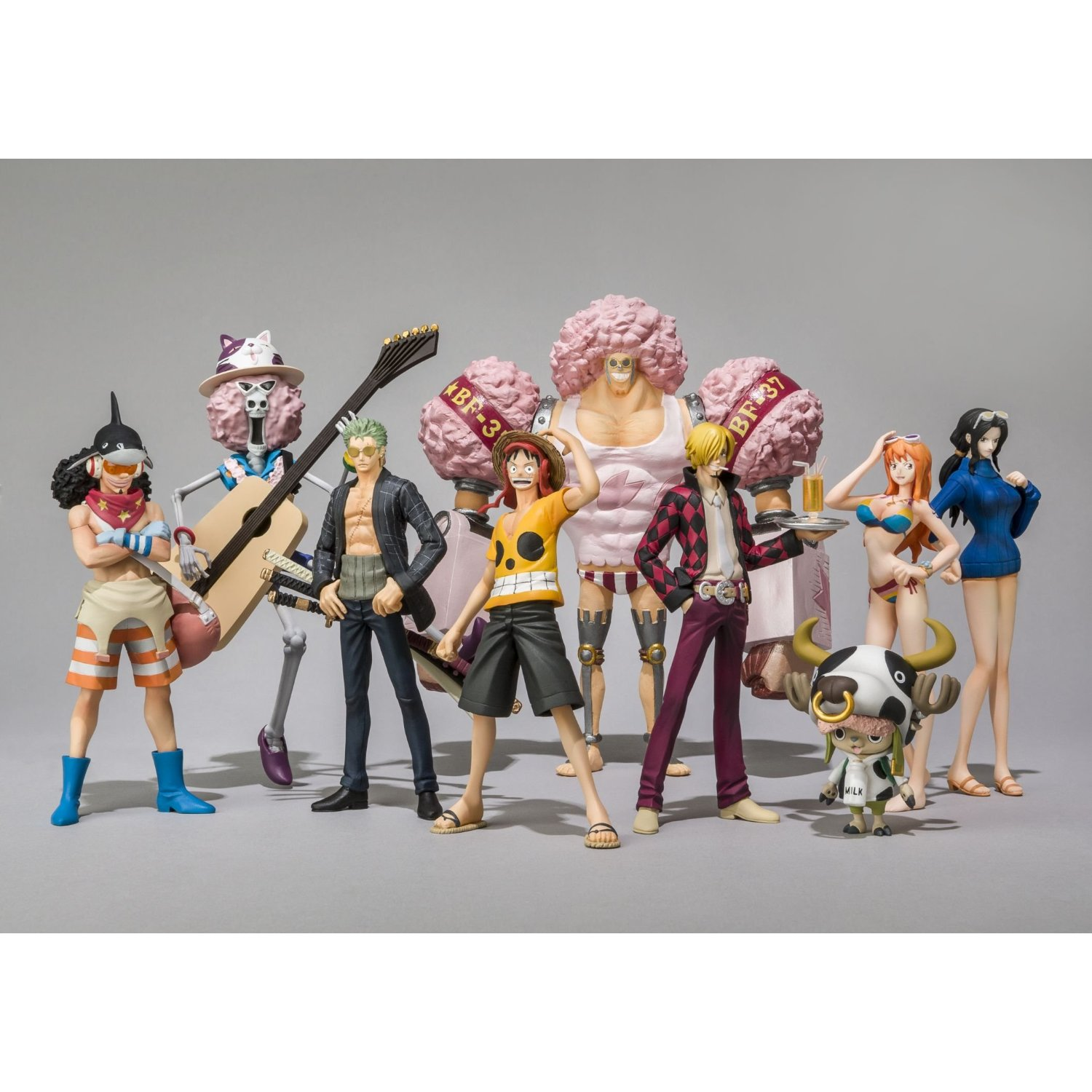 Chozokei Damashii - ONE PIECE FILM Z the Movie [Opening Clothes]
