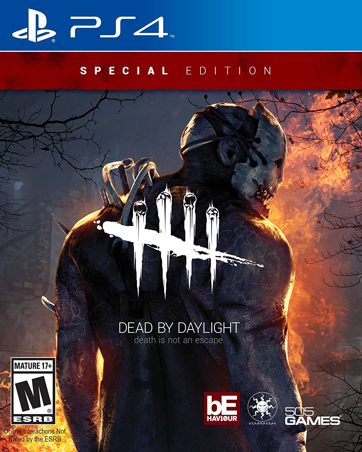 PS4 Dead by Daylight (PlayStation 4)
