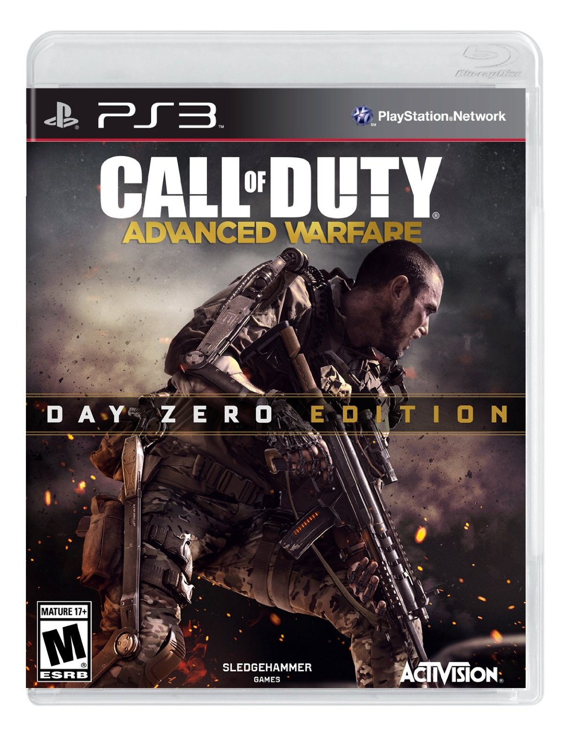 COD Call of Duty Advanced Warfare for PS3 US