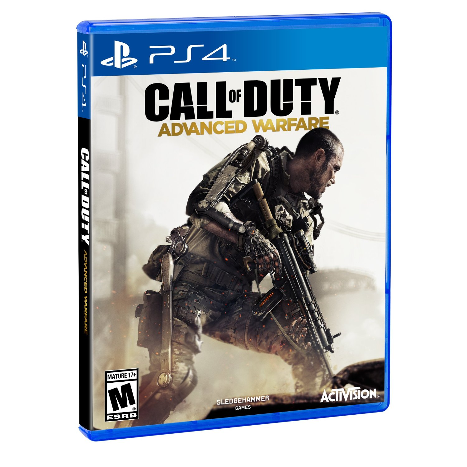 PS4 COD Call of Duty ADVANCED WARFARE em Português e Espanol