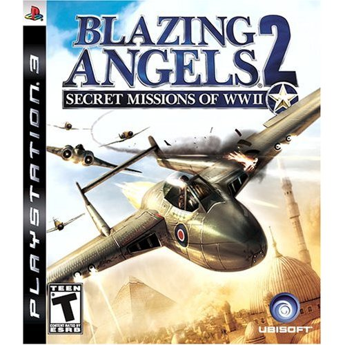 Blazing Angels 2 Secret Missions for PS3 US