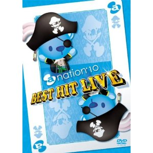 DVD A-nation '10 BEST HIT LIVE