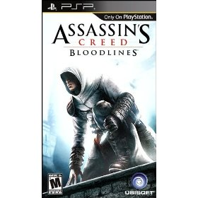 PSP Assassin's Creed: Bloodlines USA
