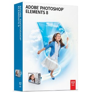 Adobe Photoshop Elements 8 for [ MAC ]