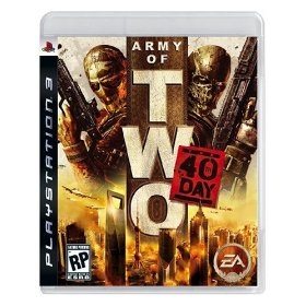Army of Two: The 40th Day for PS3 US