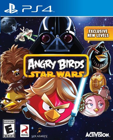 PS4 Angry Birds: Star Wars (PlayStation 4)